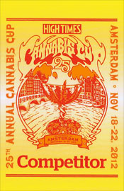 25th (Founders) High Times Cup Laminate