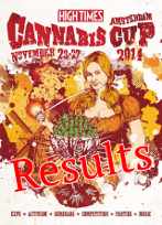 2014 High Times Cannabis Cup