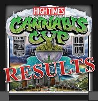 Winners of the 2014 Medical Cannabis Cup LA