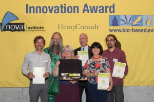 Winners Hemp Product of the Year Awards 2018