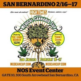 High Times Medical Cannabis Cup Los Angeles 2013